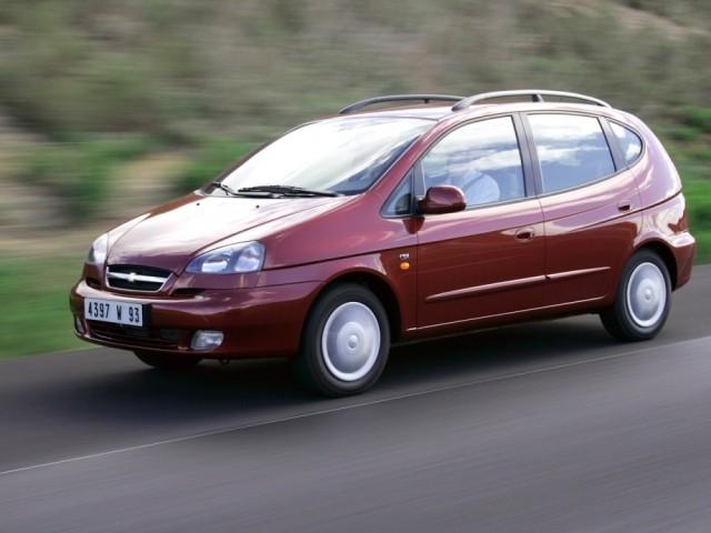 Chevrolet Rezzo (2004–2008)