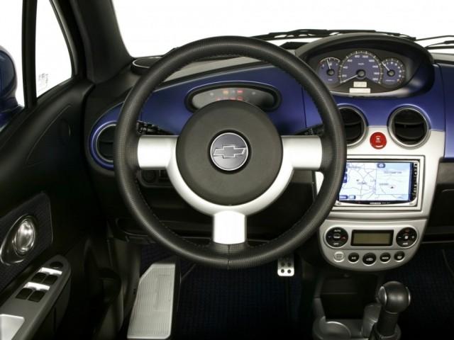 Chevrolet Spark II (2005-2010)