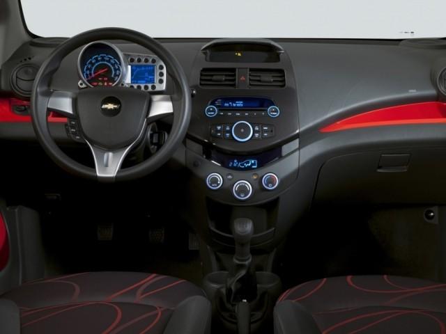Chevrolet Spark III (2010-н.в.)