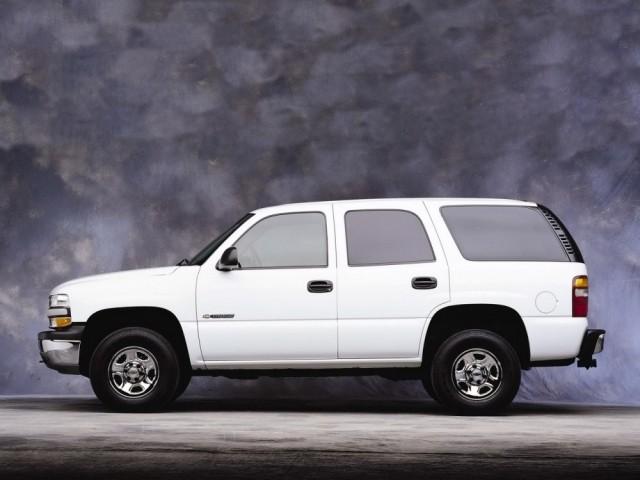Chevrolet Tahoe II (2000-2006)