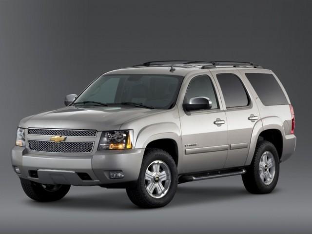 Chevrolet Tahoe III (2006-2014)