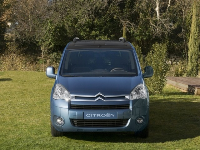 Citroën Berlingo II (2008-н.в.)