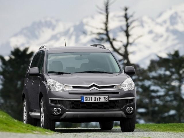 Citroën C-Crosser (2007-н.в.)