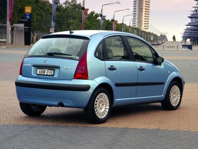 Citroën C3 I (2001-2009)