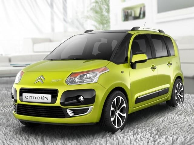 Citroën C3 Picasso (2009–н.в.)