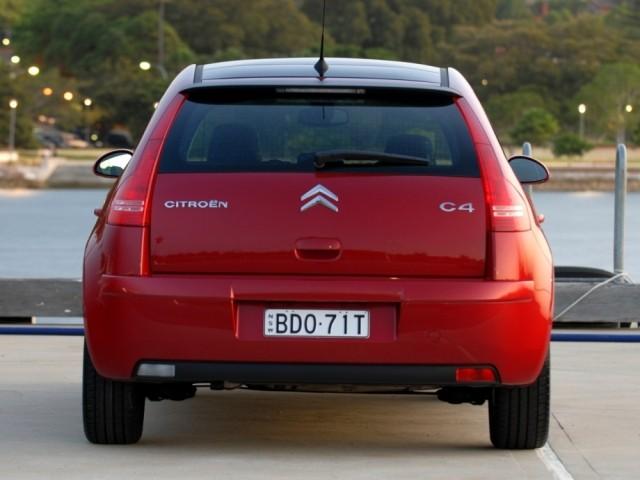 Citroën C4 I (2004-2010)