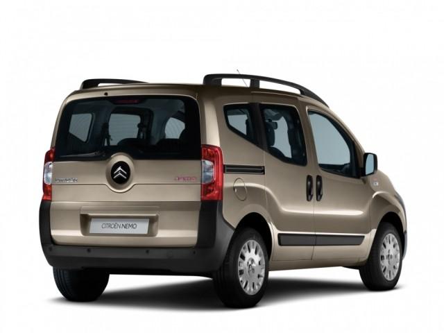 Citroën Nemo (2008–н.в.)