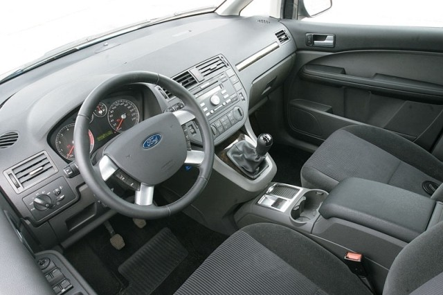 Ford C-Max I (2003-2006)