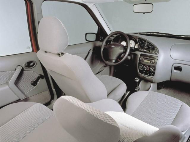 Ford Fiesta IV (1996-2002)