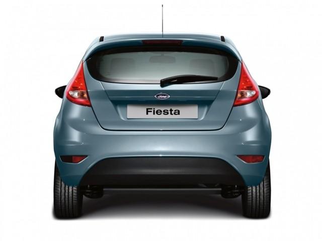 Ford Fiesta VI (2008-2012)