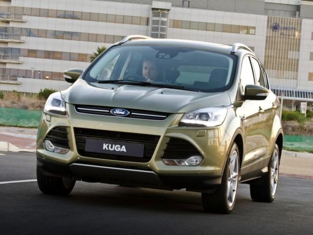 Ford Kuga (2013–н.в.)