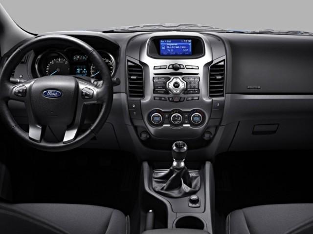 Ford Ranger III (2011-н.в.)