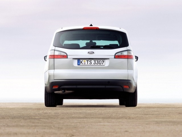 Ford S-Max I (2006-2010)