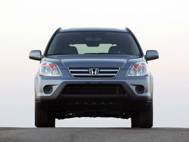 Honda CR-V II (2001-2006)