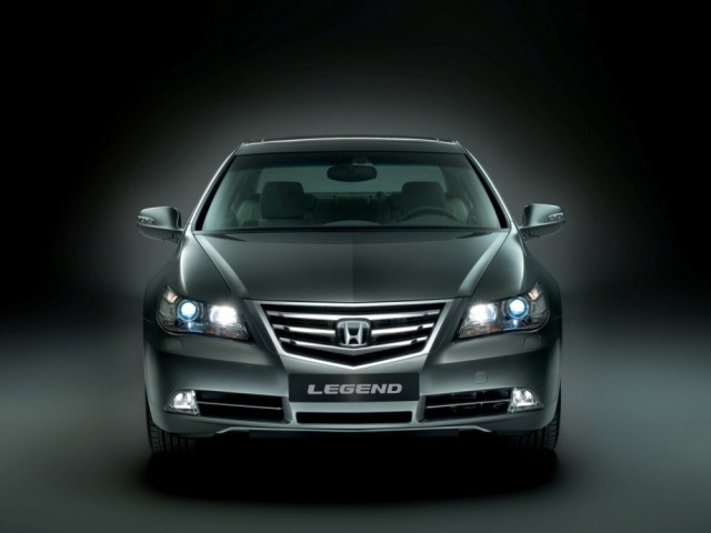 Honda Legend IV (2004-2010)