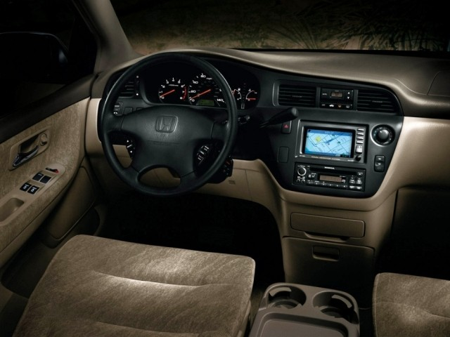 Honda Odyssey II (1999-2005)