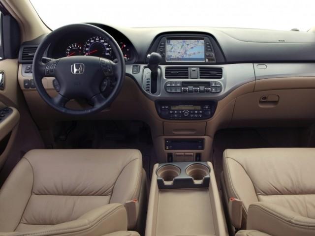 Honda Odyssey III (2005-2008)