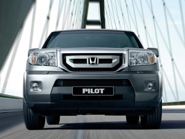 Honda Pilot II (2008-н.в.)