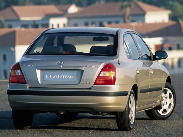 Hyundai Elantra III (1999-2005)