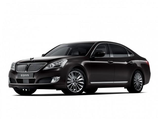 Hyundai Equus II (2012 - н.в.)