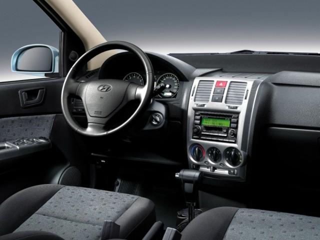 Hyundai Getz (2002-2010)