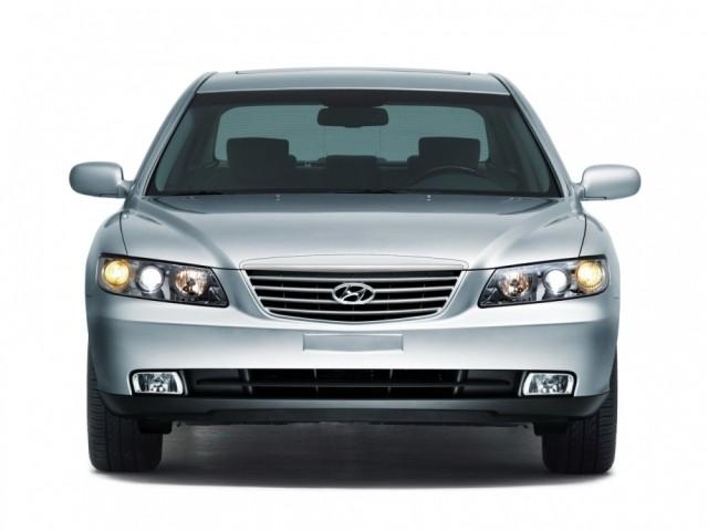 Hyundai Grandeur IV (2005-2009) TG