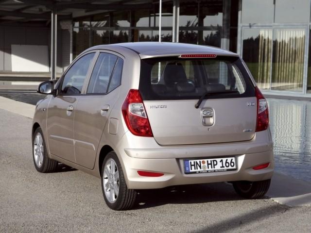 Hyundai i10 I (2007-2013)