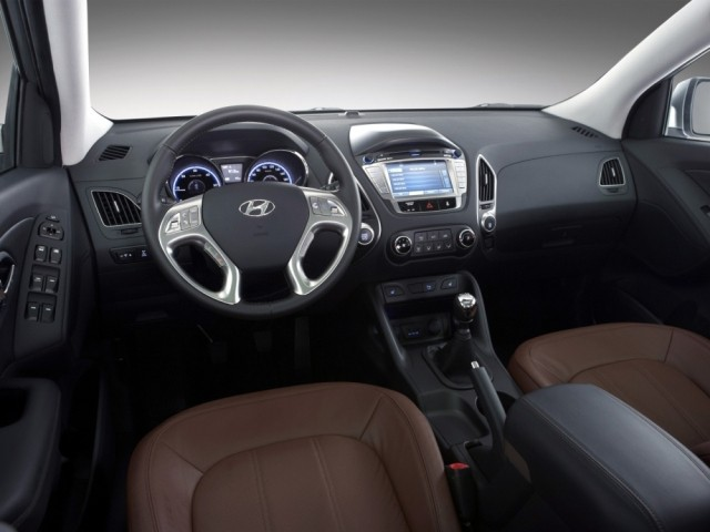 Hyundai ix35 (2010-н.в.)