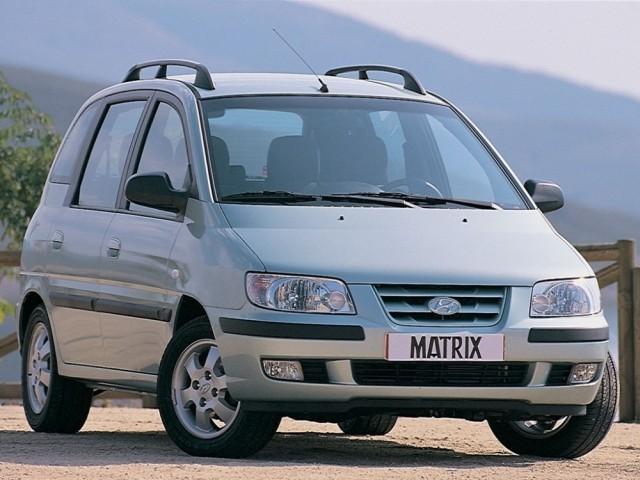 Hyundai Matrix I (2001-2008)