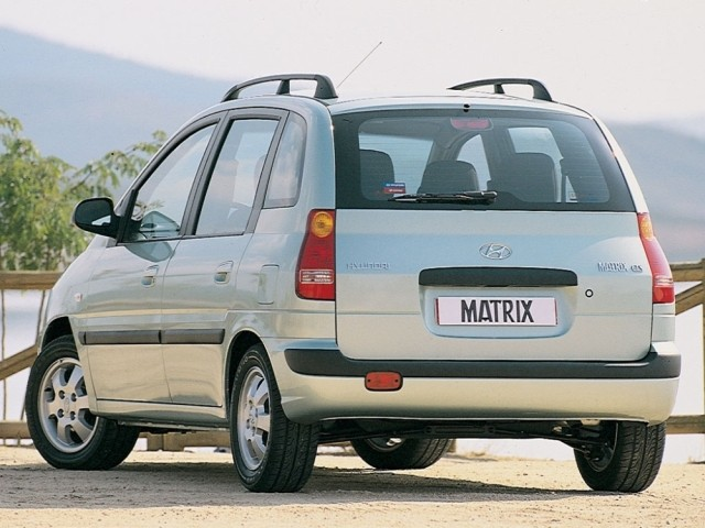 Hyundai Matrix I (2001-2008)