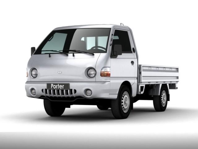 Hyundai Porter I (1996–2010)