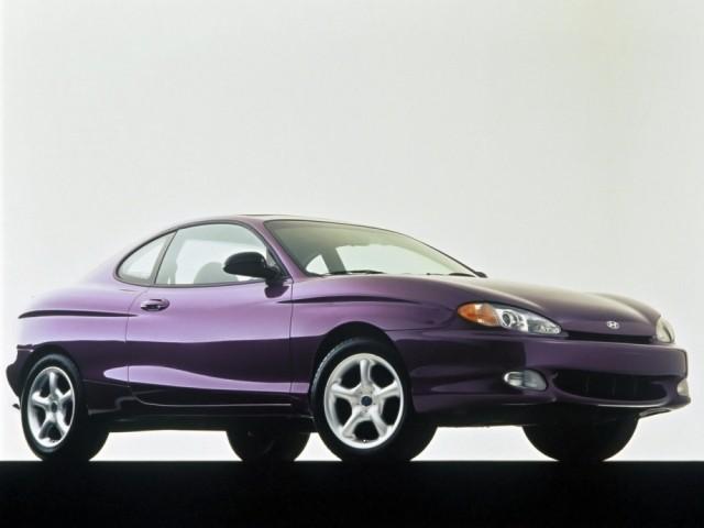 Hyundai Tiburon I (1996–1999) RC