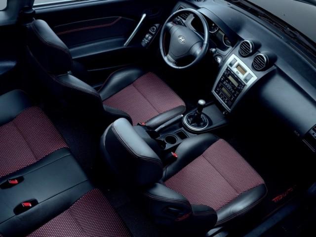 Hyundai Tiburon II (2002–2007) GK