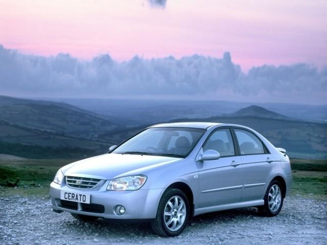 Kia Cerato I (2004-2009)