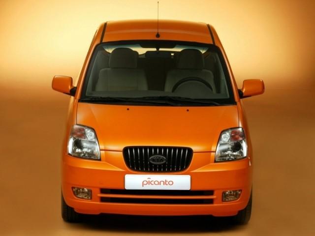 Kia Picanto I (2004-2011)