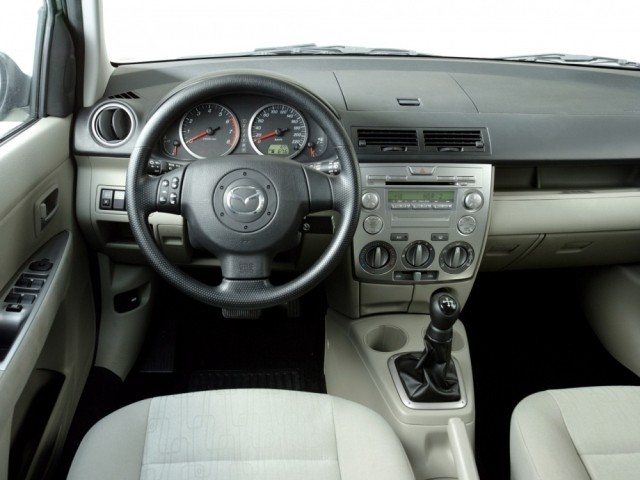 Mazda 2 I (2002-2007)