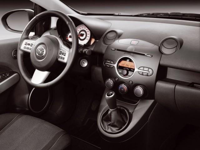 Mazda 2 II (2007-н.в.)