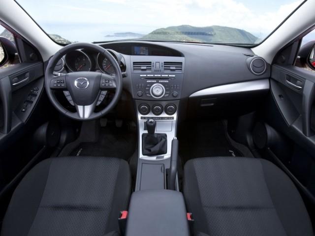 Mazda 3 II (2009-2014) BL