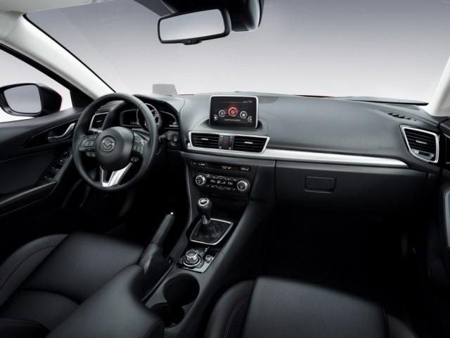 Mazda 3 III (2009-2014) BM