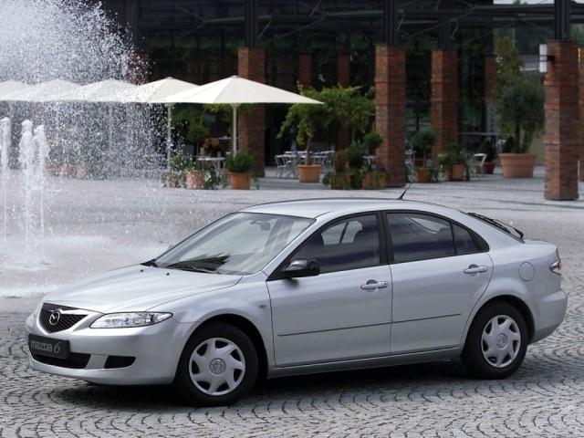 Mazda 6 I (2002-2008)