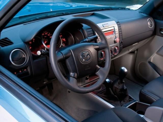 Mazda BT-50 I (2006-2011)