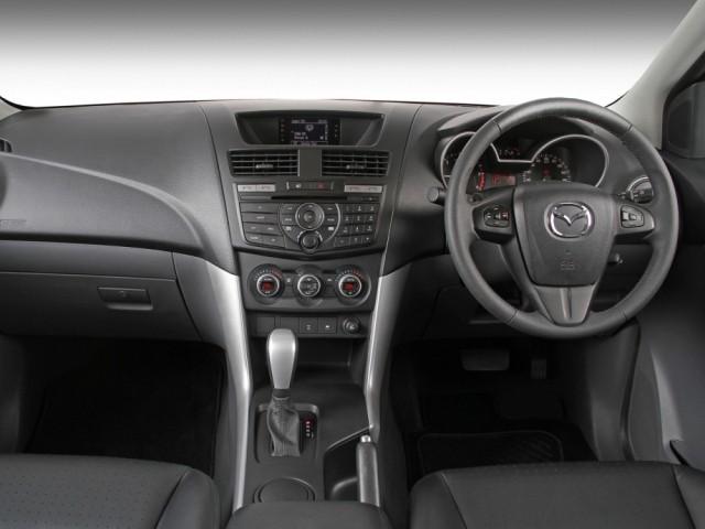 Mazda BT-50 If (2011-н.в.)