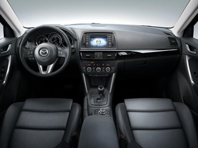 Mazda CX-5 (2012–н.в.)