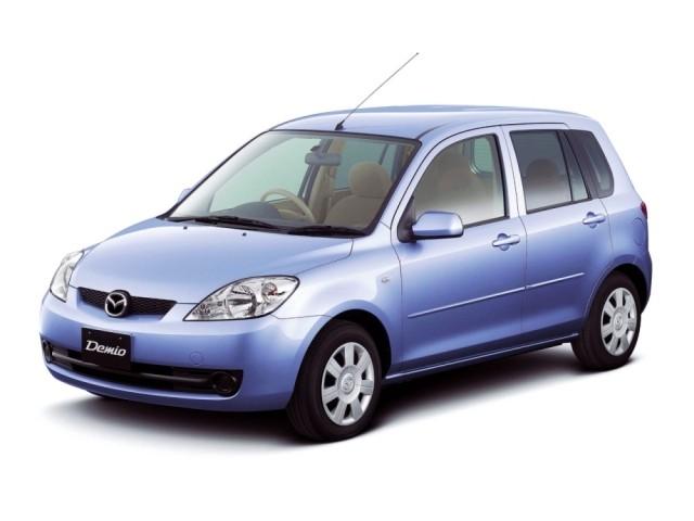 Mazda Demio (2002–2007)