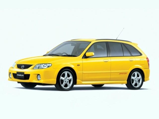 Mazda Familia (1998–2003)