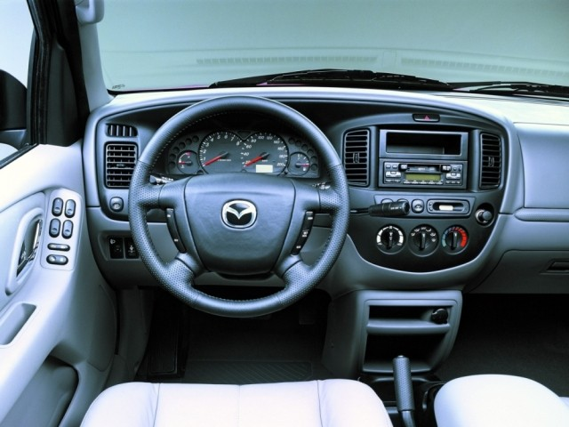 Mazda Tribute I (2000-2007)