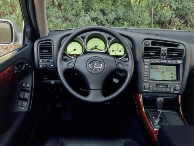 Lexus GS серии II (1998-2005)