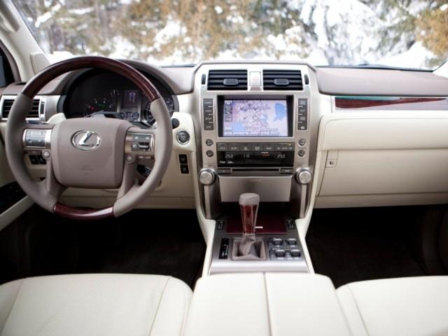 Lexus GX серии II (2009-н.в.) URJ150