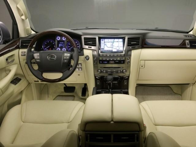 Lexus LX серии III (2008-2012) URJ200