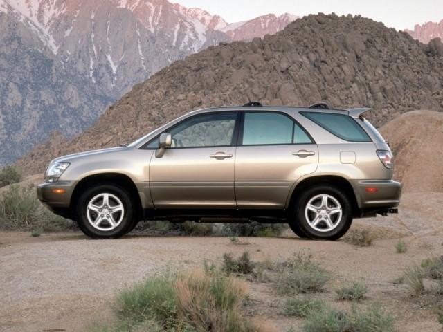 Lexus RX серии I (1998-2003)